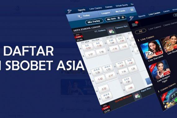 Daftar Judi Bola SBOBET Online Terbaik Resmi Indonesia